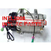 Nova dcw17b pv6 compressor ac aplicável para audi a6 avant 1997-2005 98 99 00 01 02 03 04 audi 100 oem#8d0260805e 4a0260805ah