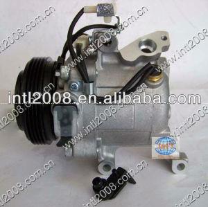 Denso sv07c pv4 carro um/compressor ac para toyota passo, daihatsu terios/daihatsu benção sirion 447260-5054 88310-b1070 447190-6620