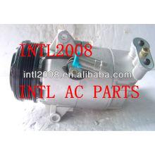 Delphi cvc ac compressor de ar holden astra, opel astra g/h, meriva 1. 6, zafira b 6854059 6854062 6854088 13124750 24466994 13297437