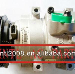 5n15- 19d629- ba f500 halla hcc hs-15 hs15 auto ar condicionado compressor ac 6pk assy para 2005-2008 fiesta ford ecosport eco sport 1.6