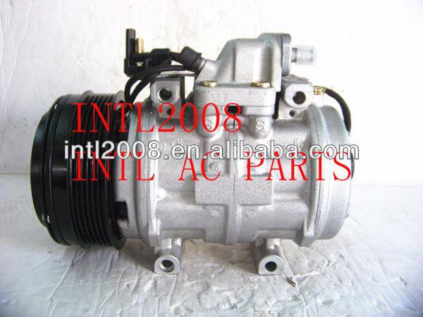 Denso 10p15c ac compressor de ar condicionado para mercedes benz e- classe saloon 0031319501 0002302411 a0002302411 00313166011
