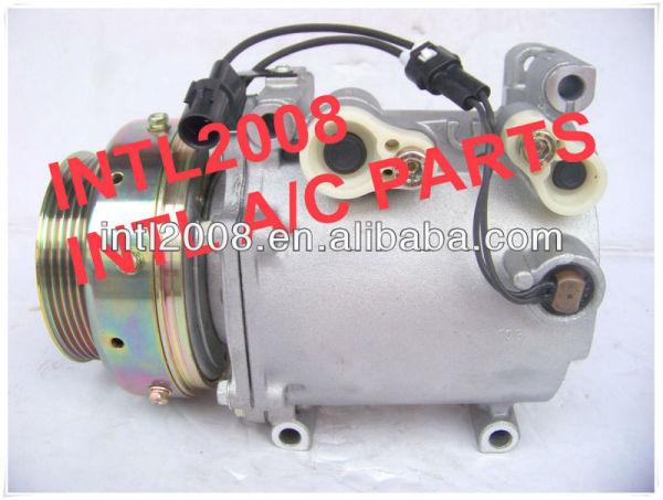 Polia 5pk msc90 carro ac compressor de ar mitsubishi eclipse galant, lancer akc200a204g akc201a204a mr315567 mr500318 akc006a235