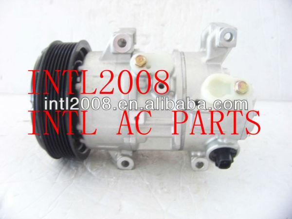 5se12c ac compressor de ar condicionado para toyota avensis 88310-05090 447260-1744 447190-3660 88310- 0f030 ge447260-1744