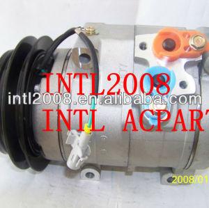 Mitsubishi Kompressor Denso 10S17C Compressor AC para MITSUBISHI PAJERO MR568289 447220-3655 MR500876 447170-6640 MR500958