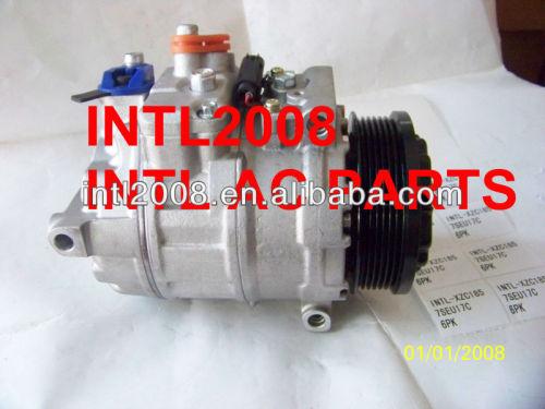 Denso 7seu17c compressor ac para mercedes- benz gl450 gl550 ml350 ml500 ml550 r500 0012308711 a0012308711 a0012300211 447180-3470