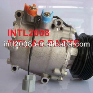 Sanden trsa09 ar conditionig compressor ac para honda civic honda prelude 38800-pla-e020 38800-pla-e021-m2 38800-plc-006