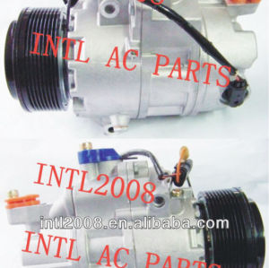 Air compressor ac calsonic cse717 para bmw x6( e71/e72) 2008- 64529185147 64529185147-02 64526983398 8pk auto um/klimakompressor c