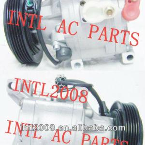 Denso scsa06c 88310- 0d180 88310-52421 88310- 0d091 447220-6532 ac auto compressor do ar condicionado para toyota yaris verso de