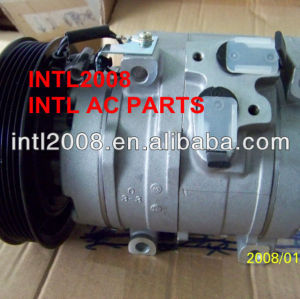 10s15l compressor de ar condicionado para toyota corolla toyota matrix 8320-02120 447220-4351 447220-4350 88310-02200 883202b42084