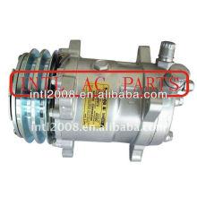universal ac compressor sanden 508 8390 sd508 sd5h14 ar condicionado compressor com a embreagem 2a