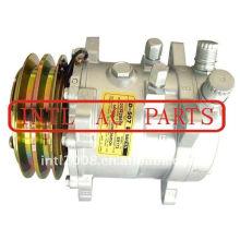 Universal AC Compressor Sanden 507 9173 SD507 SD5H11 Compressor de ar com 2A embreagem AC Kompressor