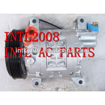 Zexel aircon compressor ac para holden jackaroo monterey isuzu rodeo trooper honda 506021-4281 8972876412 8973021760 8972876410