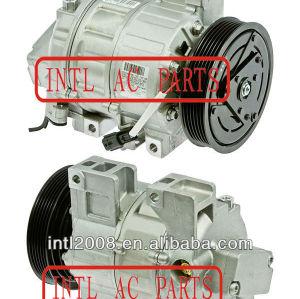 car ac compressor assembly DIESEL KIKI DCS-17IC DCS17IC DCS171C DCS-17IC Nissan Sentra Altima L4 2.5L 6pk 92600-JA00A 92600JA00A