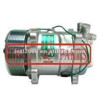 ac universal 508 sanden compressor 5h14 sd508 sd5h14 5415 ar compressor com a embreagem pv10 ac kompressor para uso universal