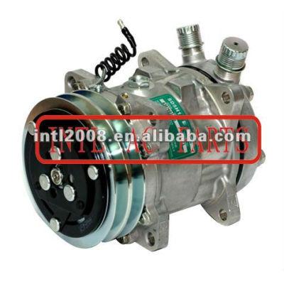universal sanden 507 5h11 sd5h11 sd507 ac ar condicionado compressor com a embreagem pv2