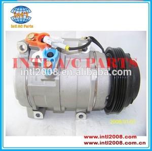 Denso 10s17c compressor, auto ar condicionado 883206a170 88320- 6a170 para toyota landcruiser prado trj120 2004