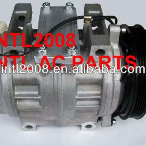 Denso 10p30c ac compressor de ar condicionado para toyota coaster ônibus com pv5 447220-1101 4472201101