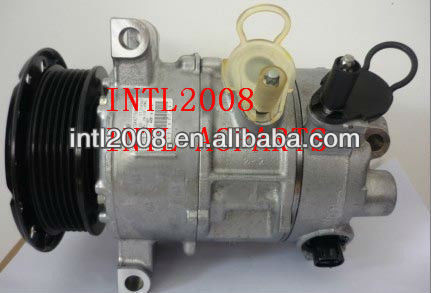 Denso 5se12c compressor ac para dodge caliber jeep compass jeeep patriota 07-08 5058228ae 55111423ag 447190-5053 p55111423af