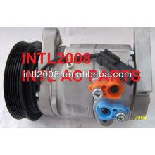 Denso 10s20h- pv6- 132mm compressor ac, ar condicionado 5005440ae 05005441ae 5005442ab 5005440 para chrysler/dodge 3.3l& 3.8l