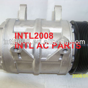 Zexel dks17ch compressor ar condicionado w/pv7 embreagem para nissan patrol/nissan pathfinder terrano 5c070- 45010 506012-0190