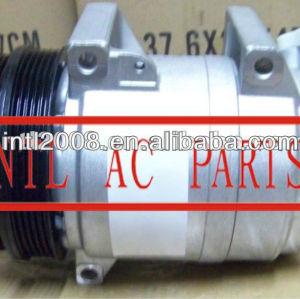 Zexel dks15d ar condicionado uma/compressor ac para volvo c30 c70 s40 v50 36000029 36001118 8603656 506012-2163 506012-2164