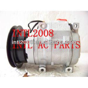 Denso 10S17C air conditioning ac a/c compressor pump for TOYOTA PRADO  5L-E DSL LJ120 2006 TOYOTA PRADO 447260-6260 4472606260