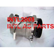 Ss10v4 ac compressor ar condicionado w/pv6 embreagem para suzuki swift 4s sx4 alta qualidade e feitos na china