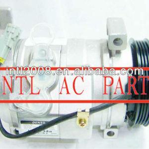 Denso 10s20f compressor ac, ar condicionado 89024909 15068854 15169965 15100338 para cadillac/gmc/chevrolet/hummer