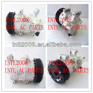 Denso 5se12c ar condicionado compressor ac para toyota avensis 88310-05120 88310- 0f030 447260-1744 447190-3660 ge447260-1744