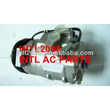Denso 10s17f compressor ac, ar condicionado 89024882 15036042 15106 para chevrolet avalanche pick- up caminhão cadillac escalade