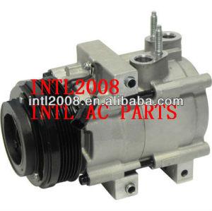 Um fs18/c compressor pv 6, ar condicionado 8l2419d629ea 8l2z19703c 9l2419d629ea para ford crown/explorer, mercury