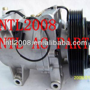 Calsonic cr-14 um/c ar condicionado compressor de montagem para nissan primera nissan 1997-1999 92600- 2j202 97120-30501 92600- 2j205