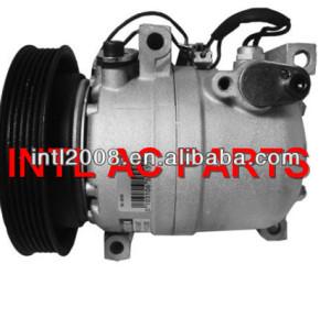 Calsonic nvr140s um/c compressor de ar comp de montagem para nissan sentra nissan nx infiniti g20 9260062j12 9260088n05 9260062j11