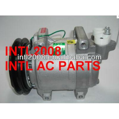 Dks15d A / C Compressor de ar condicionado para Hitachi Hitachi escavadeira guindaste / John Deere 4719131 4621589 787B244279