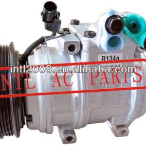 Denso 10PA17C ar condicionado a / c compressor para KIA CARNIVAL KIA Sedona 0K56E-61-450 OK56E-61-450 3F271-0279 0K552-61-450B