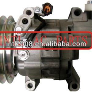 Um dkv-11g/compressor c, ar condicionado 92600- 5m301 92600- 5m30a 2k432- 45010 92600-es60a 506021-5421 para nissan x-trail t30