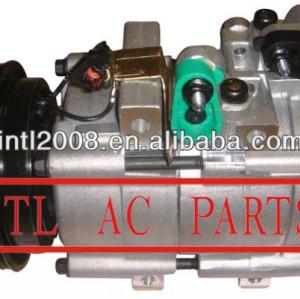 Hcc hs18 hs-18 con air bomba um/compressor ac para hyundai santa fe 2.7l 01-06 97701-26200 97701-26300 97701- 2e200 97701-38170