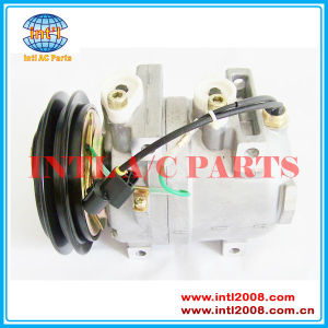 auto ac compressor China factory  A5000-674-00-1 11N8-92040 11N690040 5060217082 Zexel DKV-14C DKV14C AC Compressor for Hitachi Hyundai HCC HYUNDAI excavator