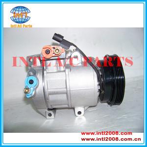 auto ac compressor China supply Doowon 6SBU16 / DV-13 A/C AC Compressor with Clutch Kia Rio Kia Rio5 06-11 L4 1.6L 97701-1G010 97701-1G000 11270-24600