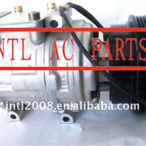 Auto ar condicionado comp denso 10pa15l/10pa17c um/compressor ac para toyota landcruiser 88310- 6a100 447180-5540 447200-5402