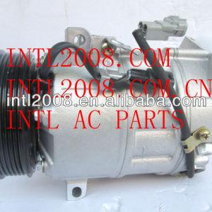 Valeo DCS-17EC air con ac a/c conditioning compressor for Renault Laguna III 2.0 2L 2007- Grandtour 8200909753 8200720780 Z0003233 506041-0940