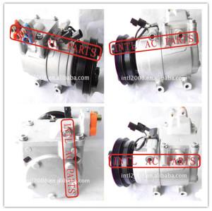 Ar condicionado bomba hs-15 um/c compressor ac para hyundai elantra matriz 97701- 2d000 97701- 2c000 f500-cd1ra-02 f500- akyaa- 04