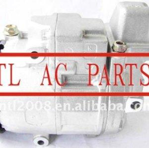 Denso 6seu12c um/c compressor ac para mercedes- benz uma classe w168 a0002309411 0002305911 a0002305911 447170-7643 447170-7061