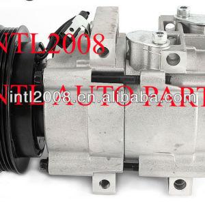 Auto ar condicionado comp hs-18 um/c compressor ac para hyundai terracan 97610-h1021 acwca- 06 acwca- 05