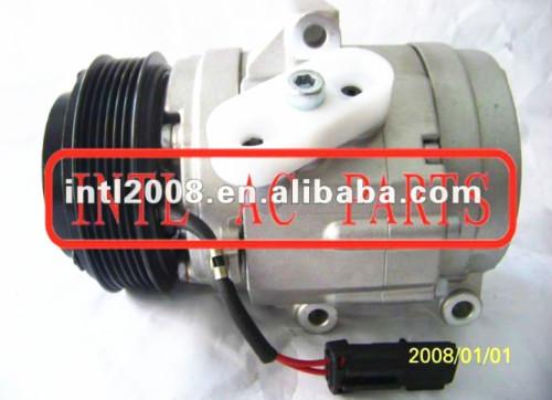 Um sp17/c compressor ac para ford fusion mercury milan lincoln zephyr 6e5z- 19703- um 6e5z- 19d784- um 6e5z19703a 682-00125b cs20034