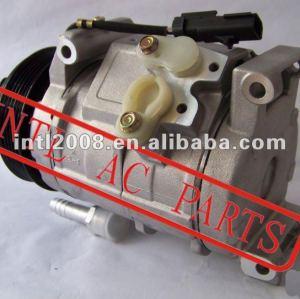 Denso 10s20c ar condicionado compressor ac para cadillac srx 3.6l 04-09 10368632 89025025 447180-5613 mc447180-5614