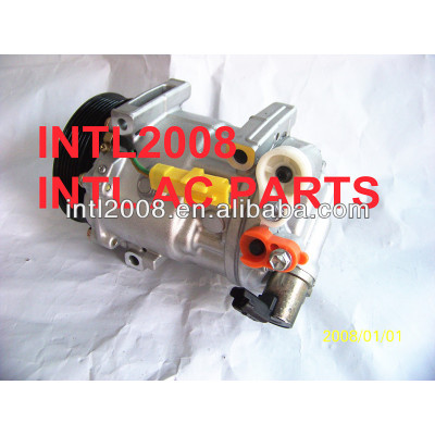 Sanden 7C16 1300 1317 compressor de ar condicionado para PEUGEOT 407 407 COUPE 04-10 9648138680 9683003080 PEUGEOT 407 ar condicionado bomba