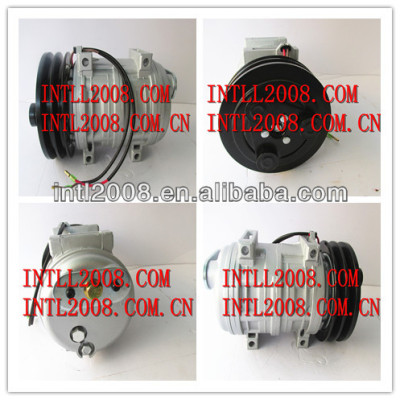 Seltec tm-21 tm21 ar condicionado comp compressor ac para shuttle bus agricultura tratores 488-47240 48847240 103-57240 10357240