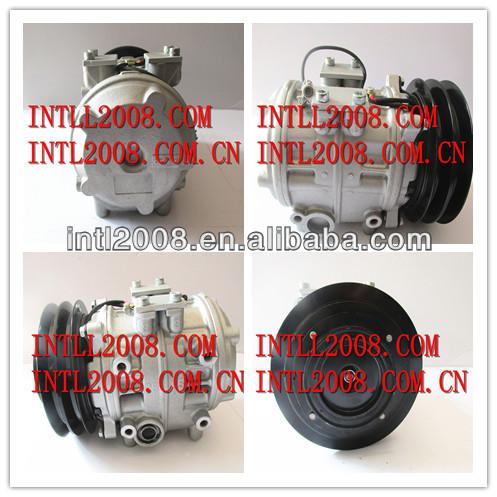 Denso 10p25b ar condicionado compressor ac para hino do arco-íris bus 147100-4210 1471004210