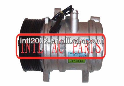 Delphi- harrison sp-10 sp10 ar condicionado compressor ac para daewoo matiz 717618 014319